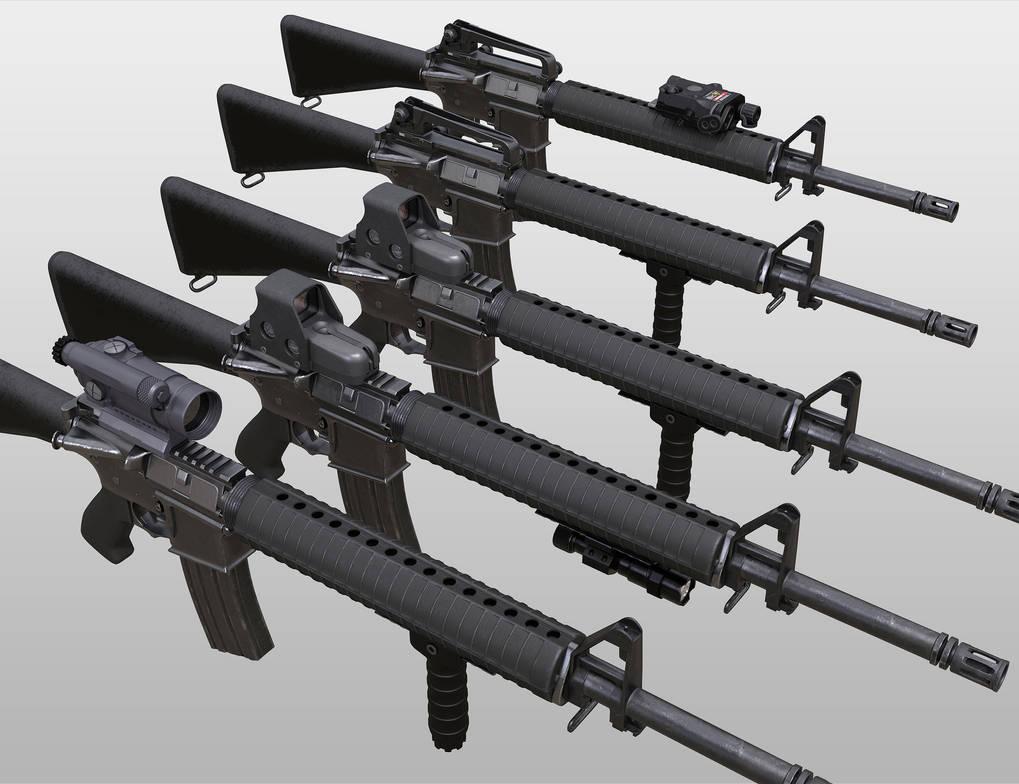 Guns, Final images 3/4 by Porsimo
