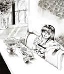 Request- OC Satomi Shizujima