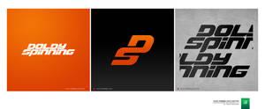 Doldy Spinning Logo+Logotype