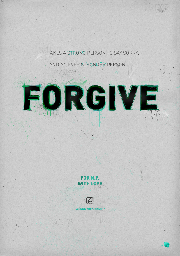 Forgive by Werrny