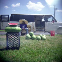the watermelon man by cedmundmiller