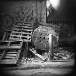 urban still life by cedmundmiller