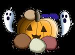 Spirky's Halloween Entry by ErinPrimette