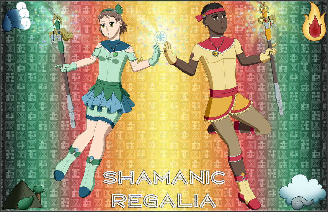 Regalia Shamans