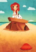 Ariel by SophieHei
