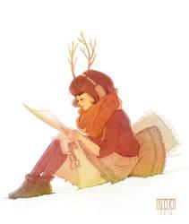 Mori Girl 2 by SophieHei