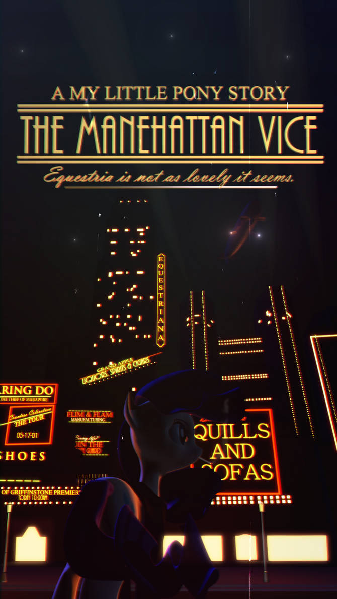 THE MANEHATTAN VICE