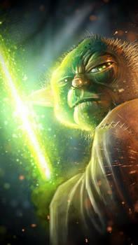 iPhone Yoda