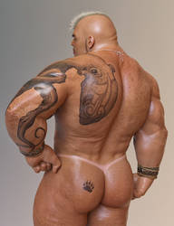 Maxx Tan Lines by HellboySoto