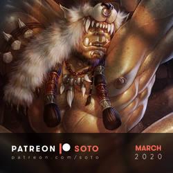 March 2020: Durotan