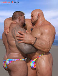 Maxx Beachwear Expansion: Pride (Sample)