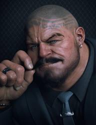 DAZ Movember 02