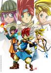 Chrono Trigger-El TRIO