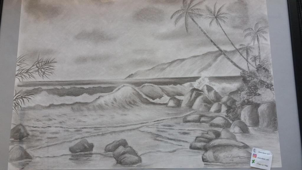 Beach by cher-o-kee