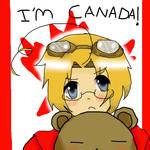 Hetalia Canada (Finished)