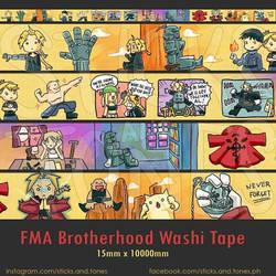 Washi - Full Metal Alchemist Brotherhood