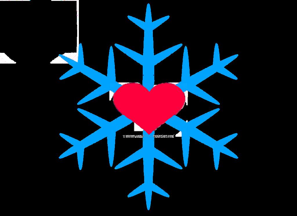 Snow Love cutiemark by Loctran1994