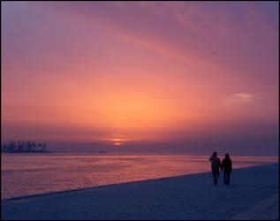 Lover's Sunset by joaninhah