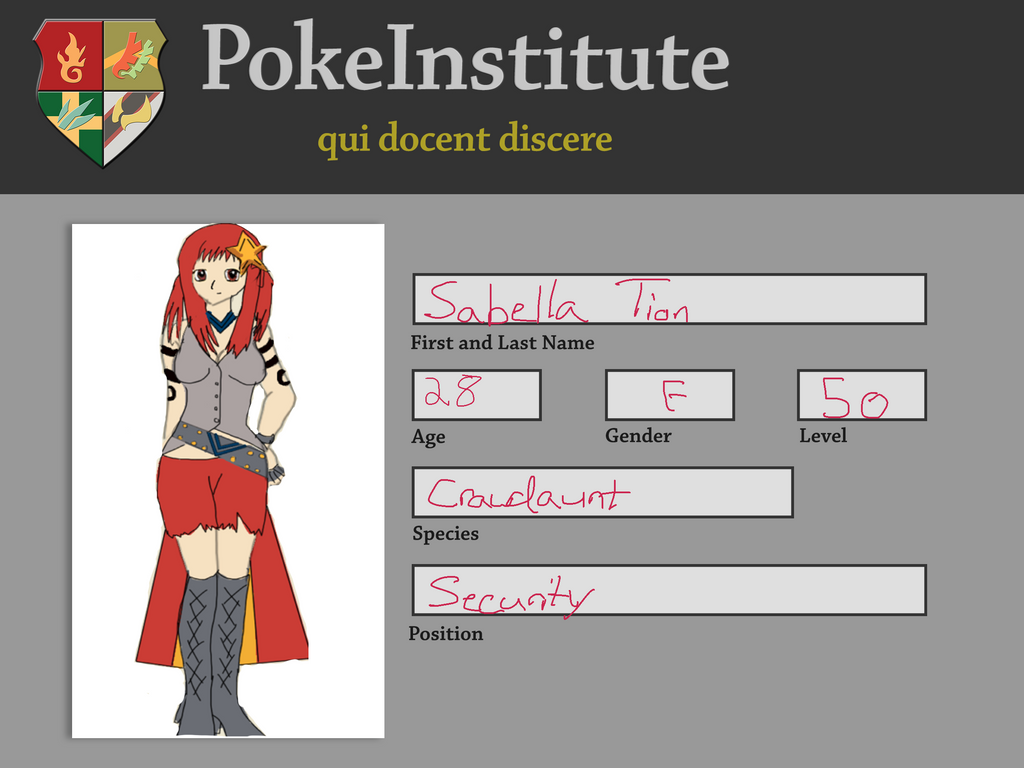PI Security: Sabella Tion by Roxify