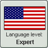 USA Language Level stamp4