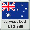 AU EN Language Level stamp2