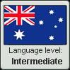 AU EN Language Level stamp3