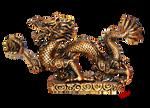 Chinese dragon stock