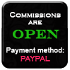 Commission OPEN - PAYPAL by Faeth-design