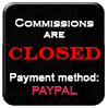 Commission CLOSED - PAYPAL by Faeth-design