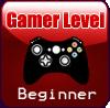 Gamer Beginner Stamp by Faeth-design