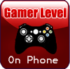 GAMER On Phone STAMP by Faeth-design