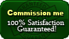 Commission me - Satisfaction Guaranteed by Faeth-design