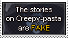 Creepy-pasta stories are FAKE by Faeth-design