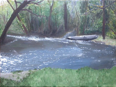 Conococheague Creek by Xxmade-in-japanxX