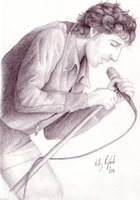 Springsteen portrait by Orlifan