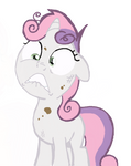 Sweetie Belle (Hearts and Hooves Day)
