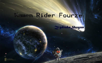 Kamen Rider Fourze: Youthful Space The MOVIE by ZydrakeShogun
