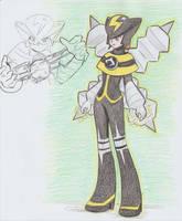 Elecman Cross Fusion by ick25