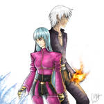King of Fighters: Kula and K'