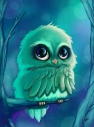 Owl by leamatte