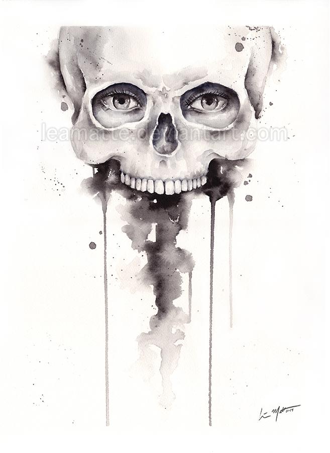 Death by leamatte