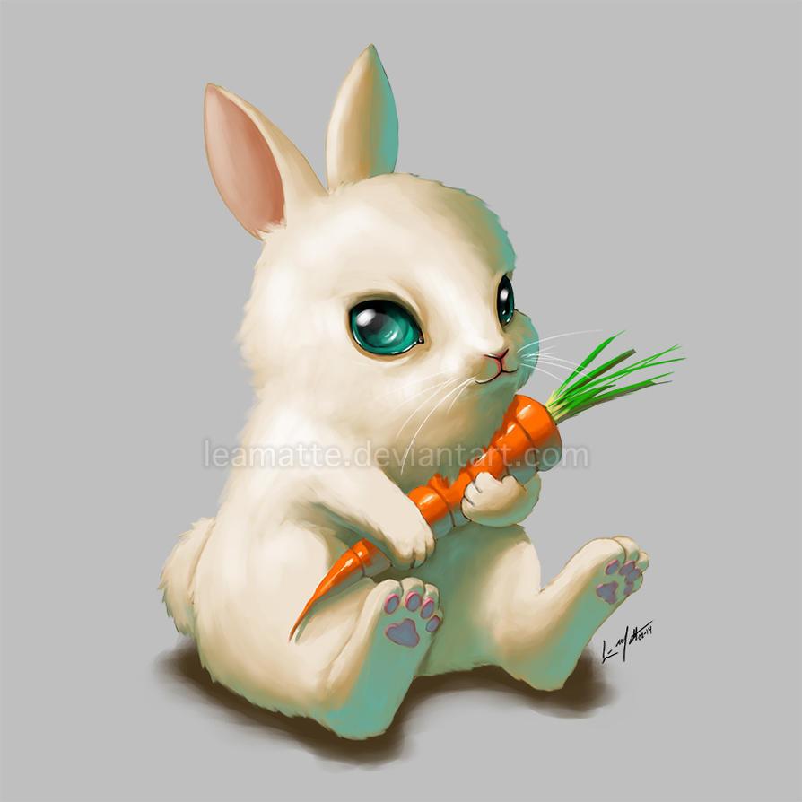 Bunny by leamatte