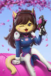 D.va kitty