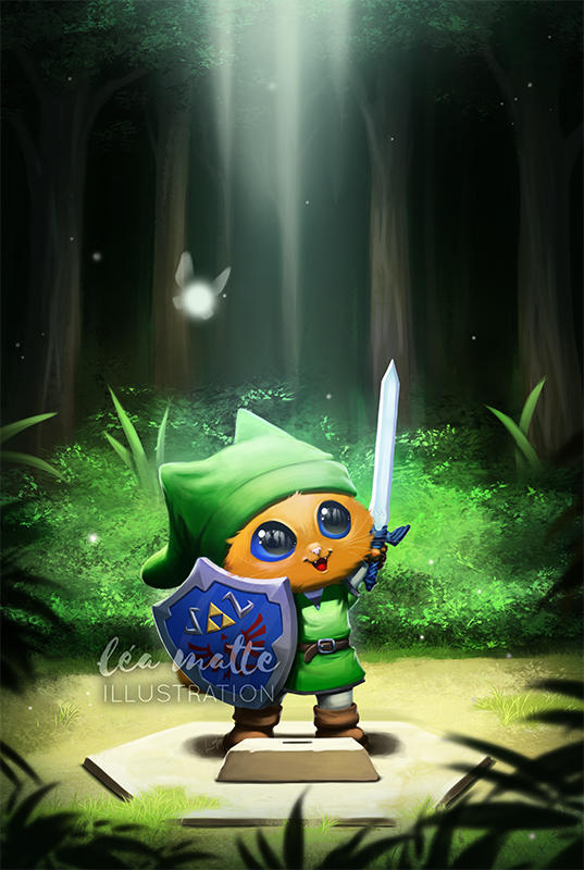 Mewster Sword