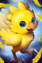 Big Birdy by leamatte