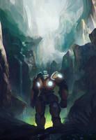 Robot 014 1 by LyssonAn