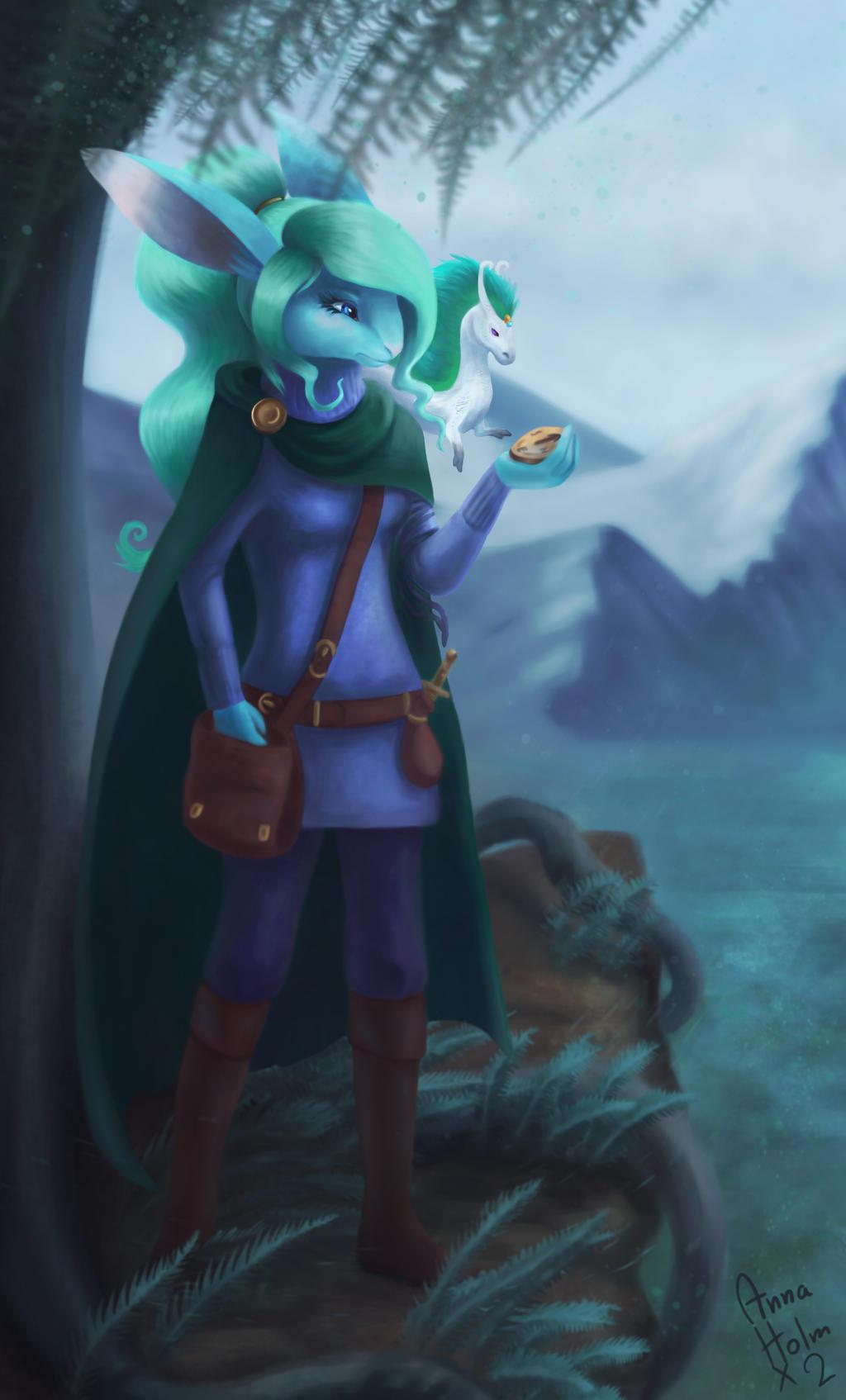 Arcia's Adventure by AnnaLuminara