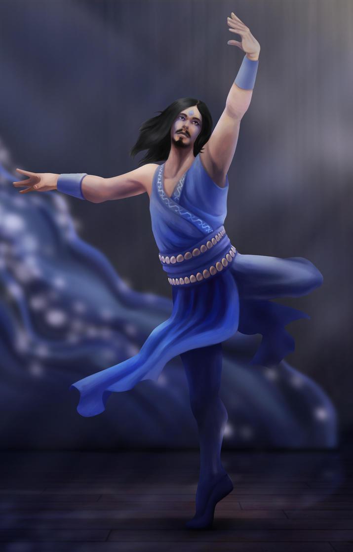 Dancing Spirit by AnnaLuminara