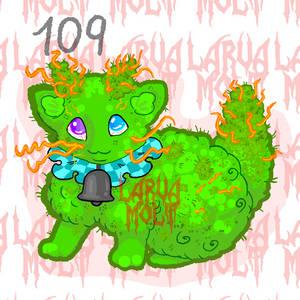 Adoptable Sheepcat #109 - Weed