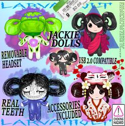 Jackie Dolls